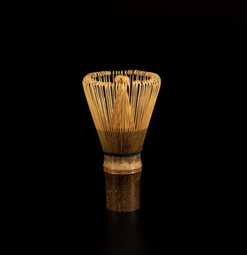 Купить черный бамбуковый венчик Часен