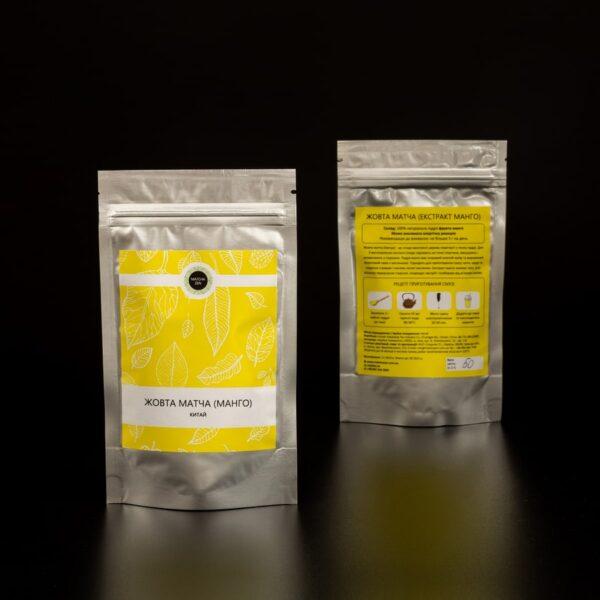 Чай желтая матча (Манго)