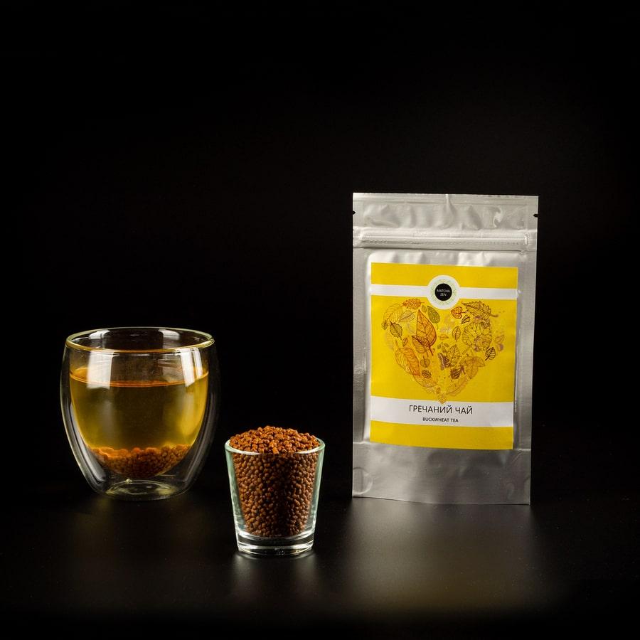Гречаний чай